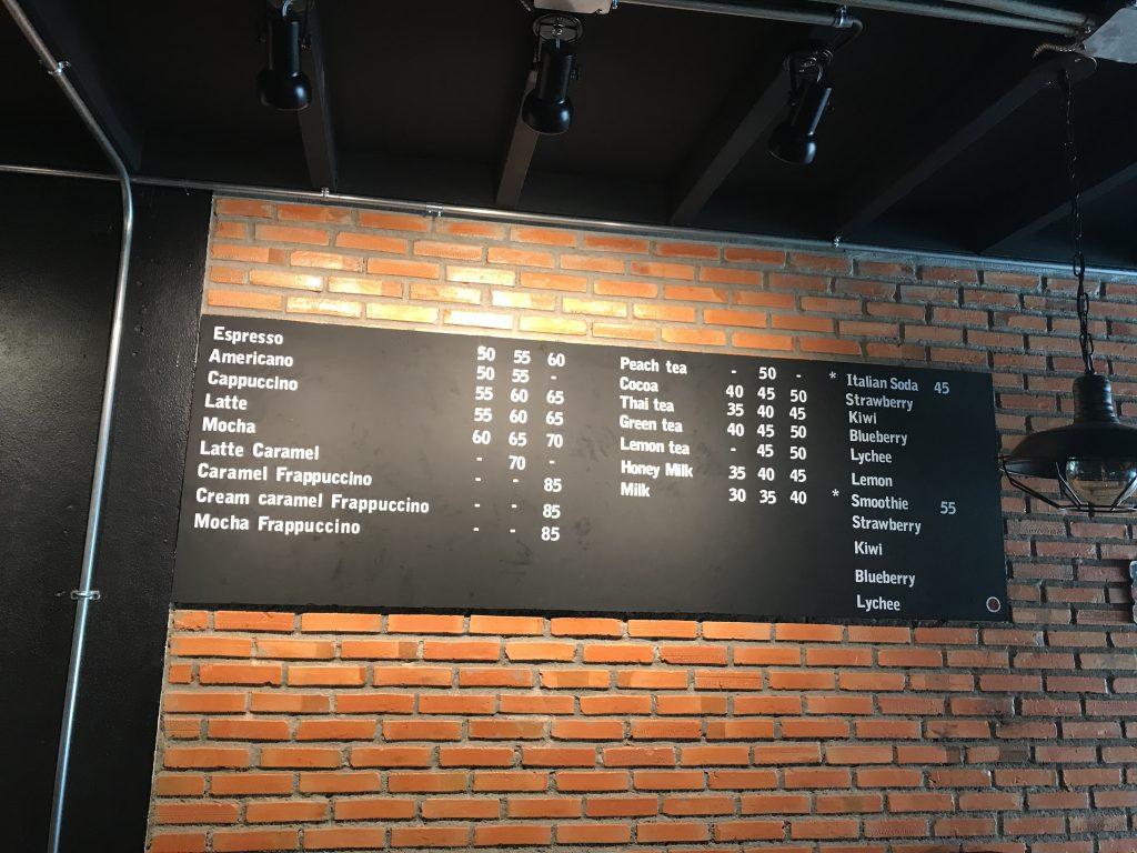 チェンマイの穴場カフェZnap'sは居心地よくて電源・WiFi完備✨