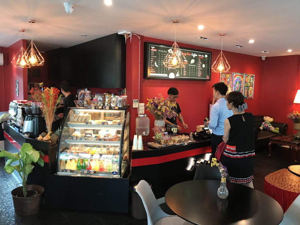 【チェンマイ】WiFi爆速のカフェ Jang Kub Coffee