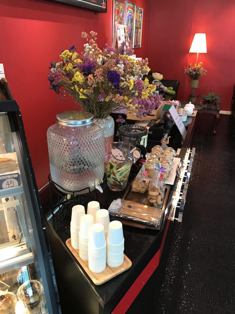 チェンマイの無料WiFi爆速のカフェ Jang Kub Coffee(再訪)