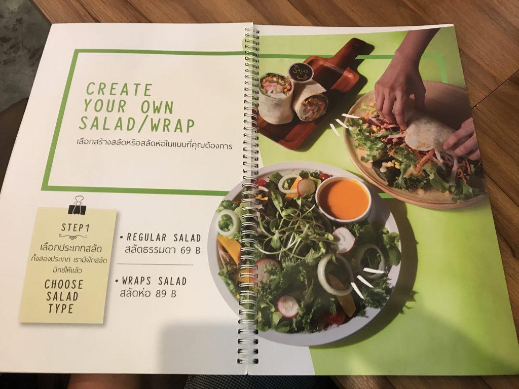 チェンマイで野菜尽くし🌟 地元で人気のSalad Concept