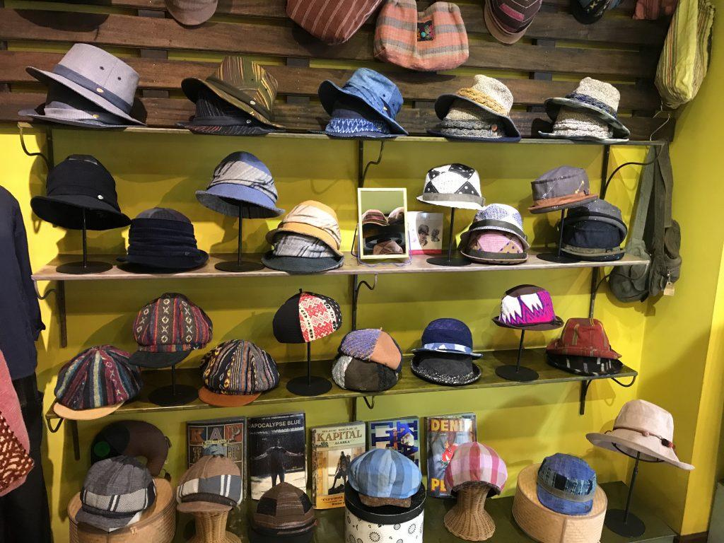チェンマイで1年ぶりに帽子を新調🌟 Lサイズが嬉しい帽子屋さん