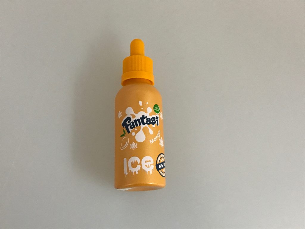 Fantaの味に近いFantasiシリーズ