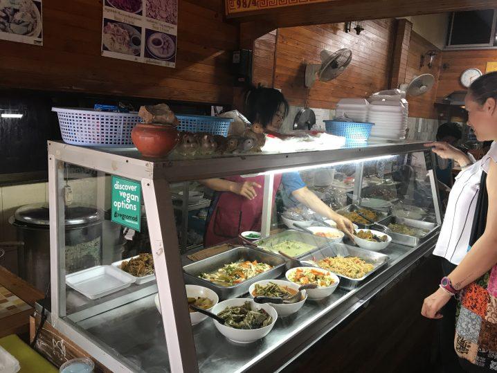 Ming Kwan Vegetarian Restaurantのメニュー