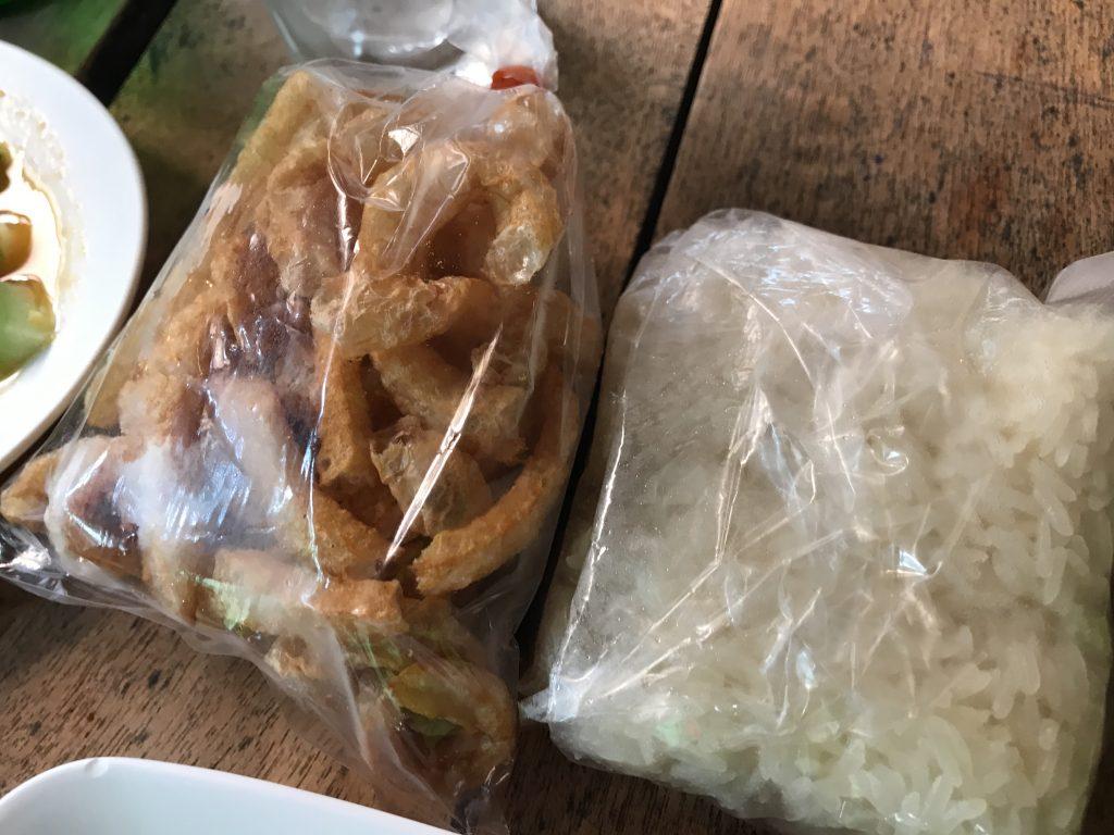 ㉘ Sticky Rice(35円)