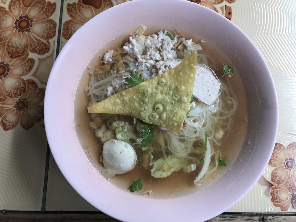 Noodle Soup Pork(100円)