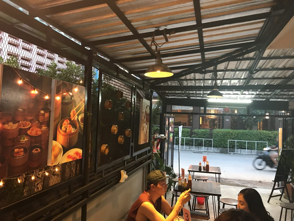Kheng Dim Sumの店内