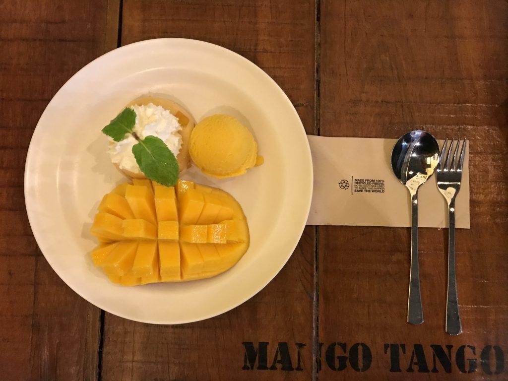 Mango TangoのMango Tango(500円)