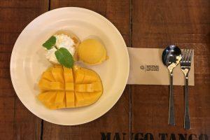 Mango TangoのSignatureプレート「Mango Tango」がやばい