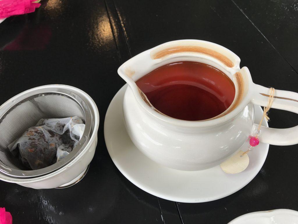 Vieng Joom On Tea(Tea Pot For One)500円