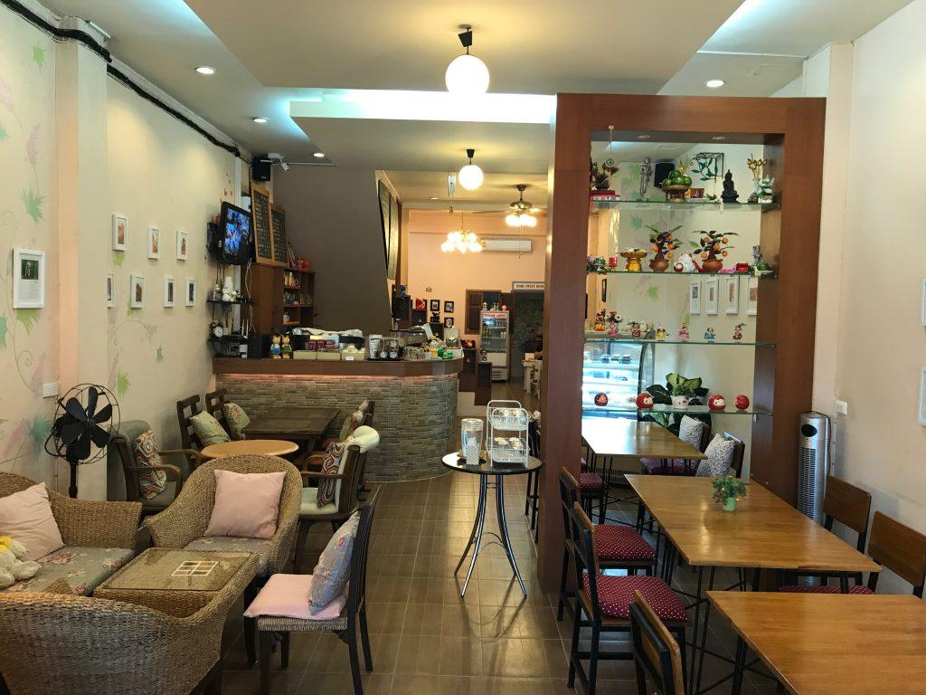 Pai Yan Yai Coffeeの店内