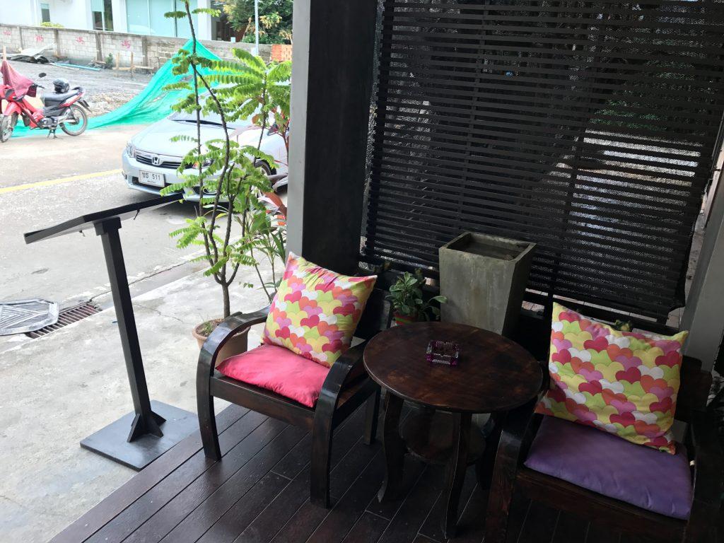Pai Yan Yai Coffeeの外観