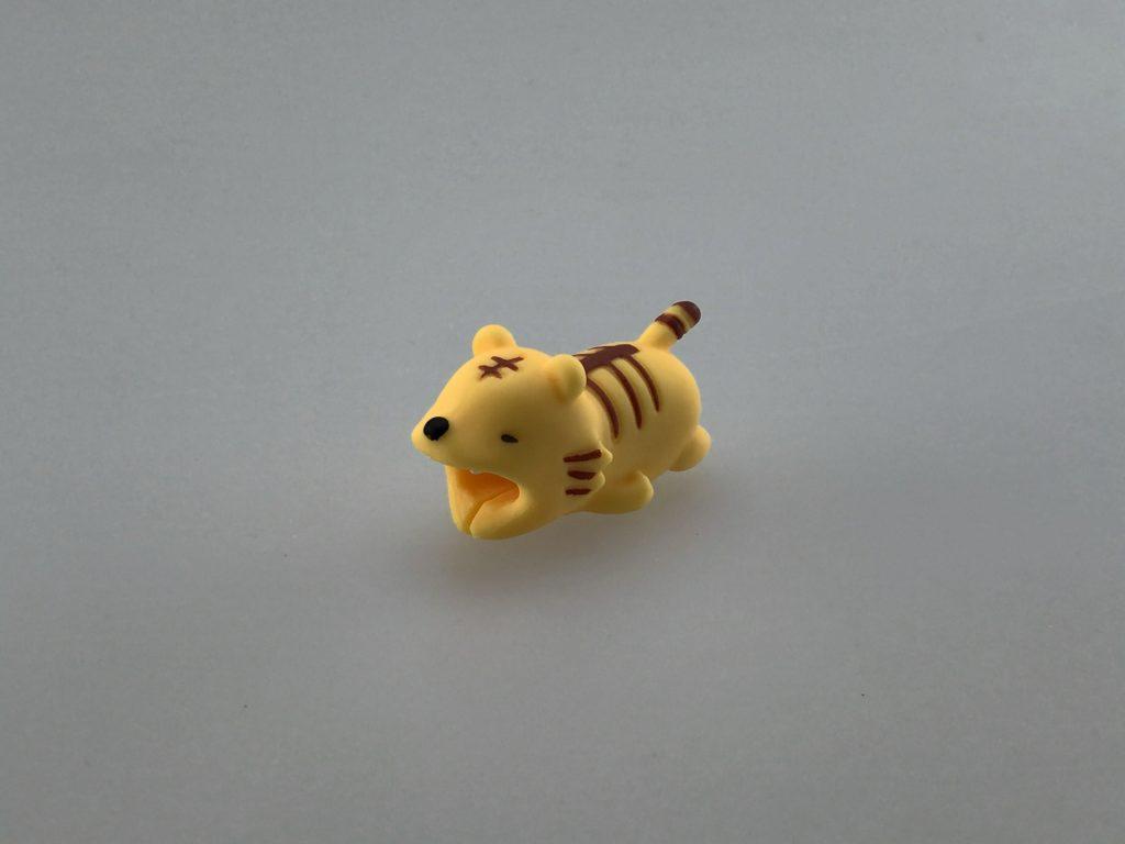 ケーブルバイトの人気キャラクター「トラ」