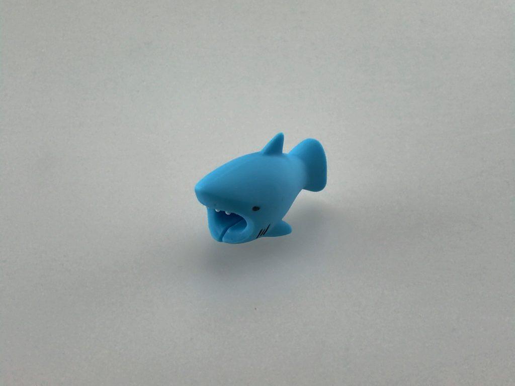 ケーブルバイトの人気キャラクター「サメ」