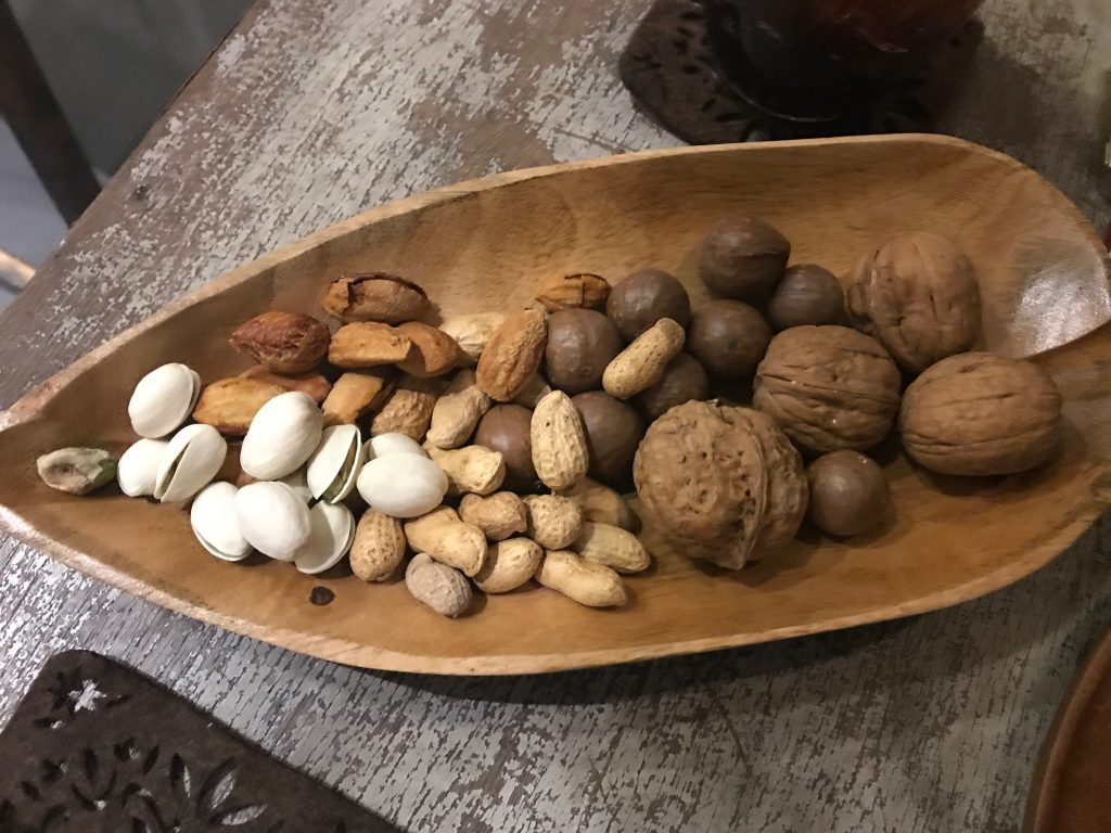Nuts in a shell(350円)