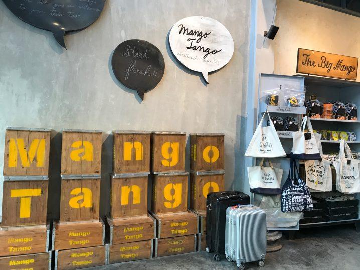 バンコクにもあった!絶品マンゴーのお店Mango Tangoバンコク店