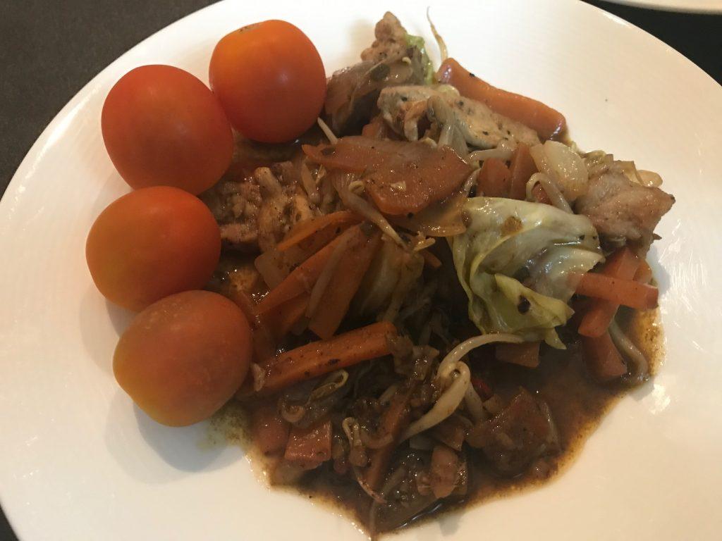 (調理時間20分)しつこく野菜炒め!