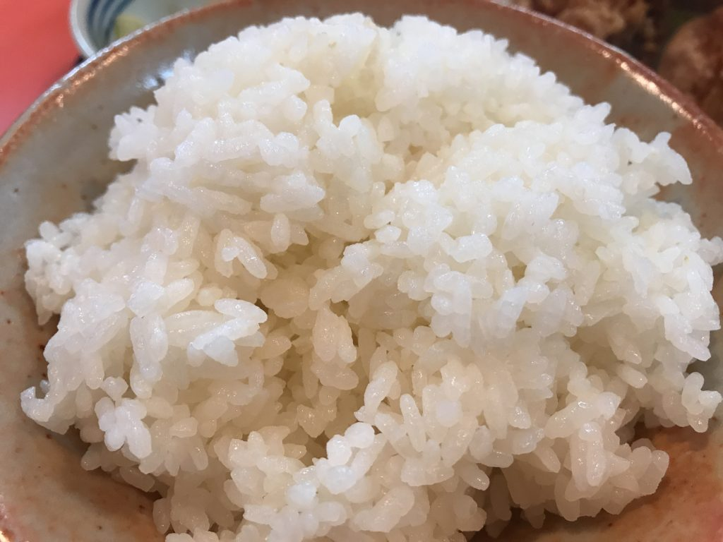 味安の唐揚げ定食(780円)