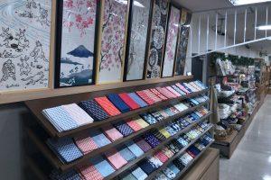 【熊本】お洒落な手ぬぐいの種類が豊富!芦屋書店熊本三年坂店
