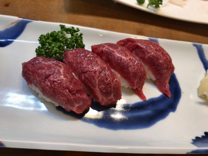 【熊本】むつ五郎が馬刺しも何もかも美味しくてオススメ