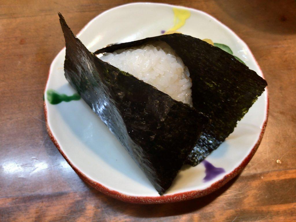 おむすび(2ケ・500円)