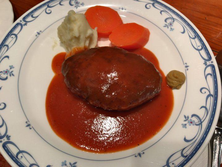 【熊本】地元で愛されるケルンよしもとのハンバーグがおいしすぎる