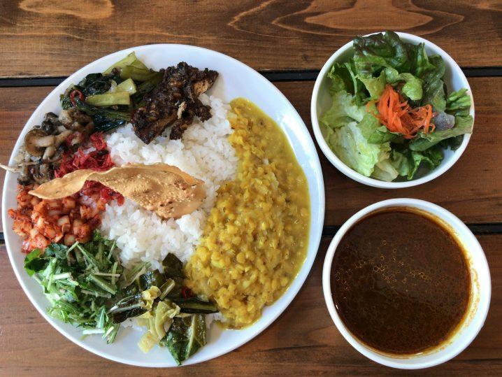 【北千住】スリランカ カレーの店「タンブリンカレー&バー」がめっちゃお洒落で凄い