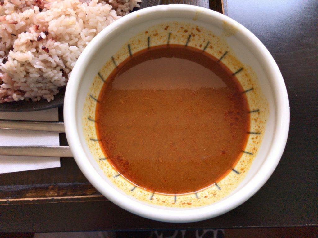 北鎌倉ぬふ・いちのスープカレー