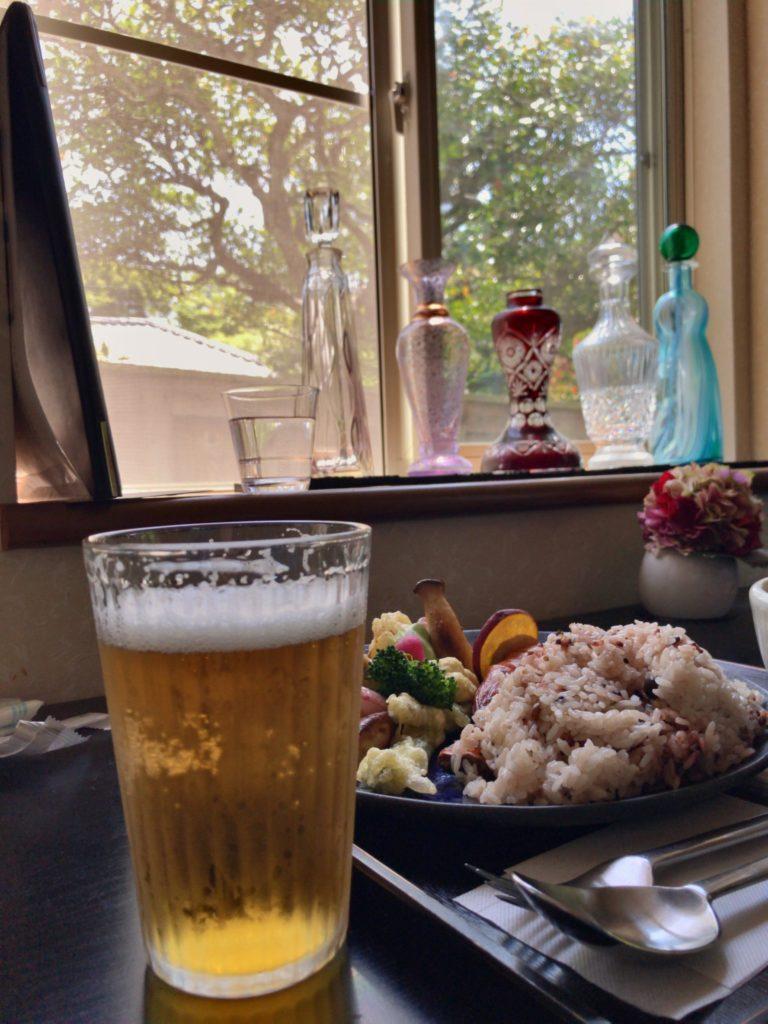 北鎌倉ぬふ・いちのビール