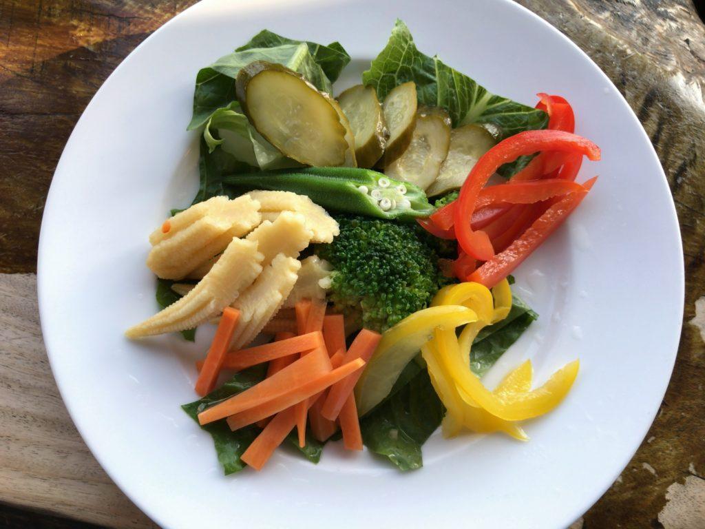 野菜のピクルス(500円)