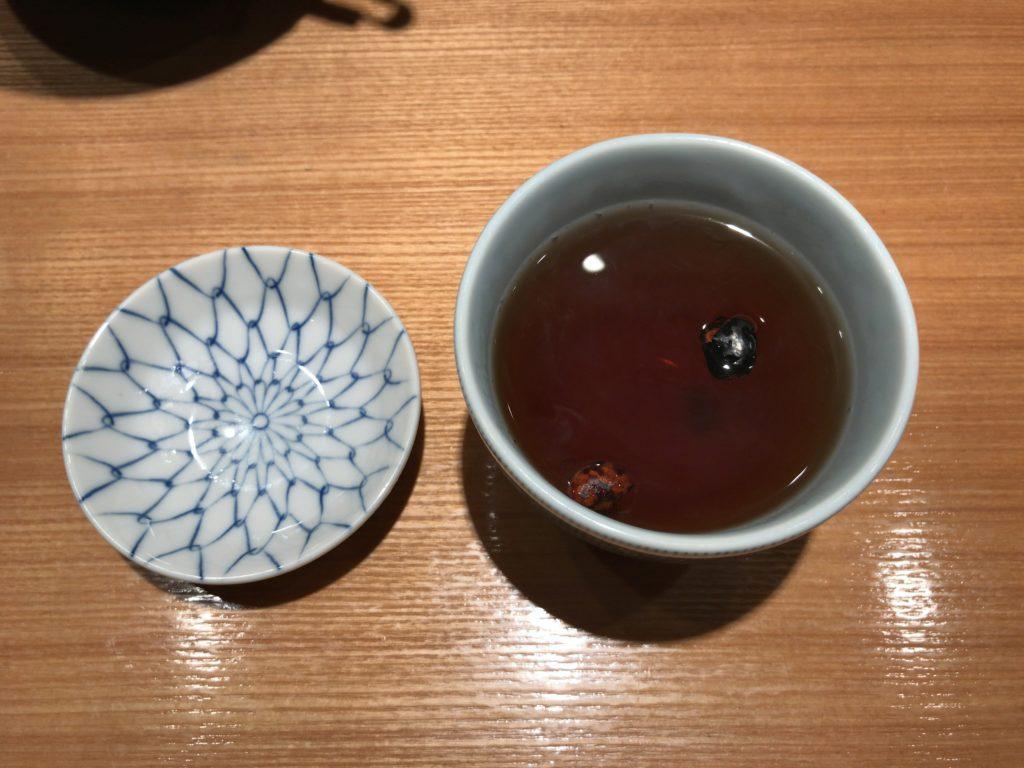 金子半之助の黒豆茶