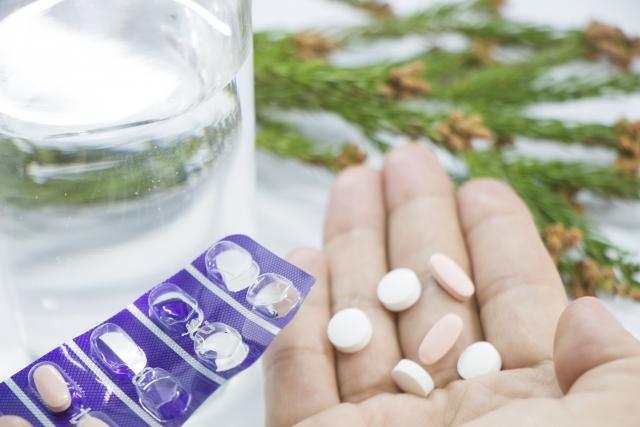 ⑤やっぱり一番効果的なのは…花粉症対策の薬!