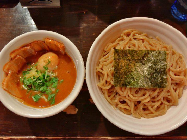 つけ麺えん寺吉祥寺総本店が美味しいと評判なので行ってきた