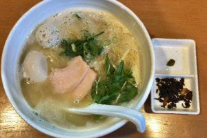 亀有最高峰の白湯ラーメン「らーめん銀杏」が美味しすぎる✨