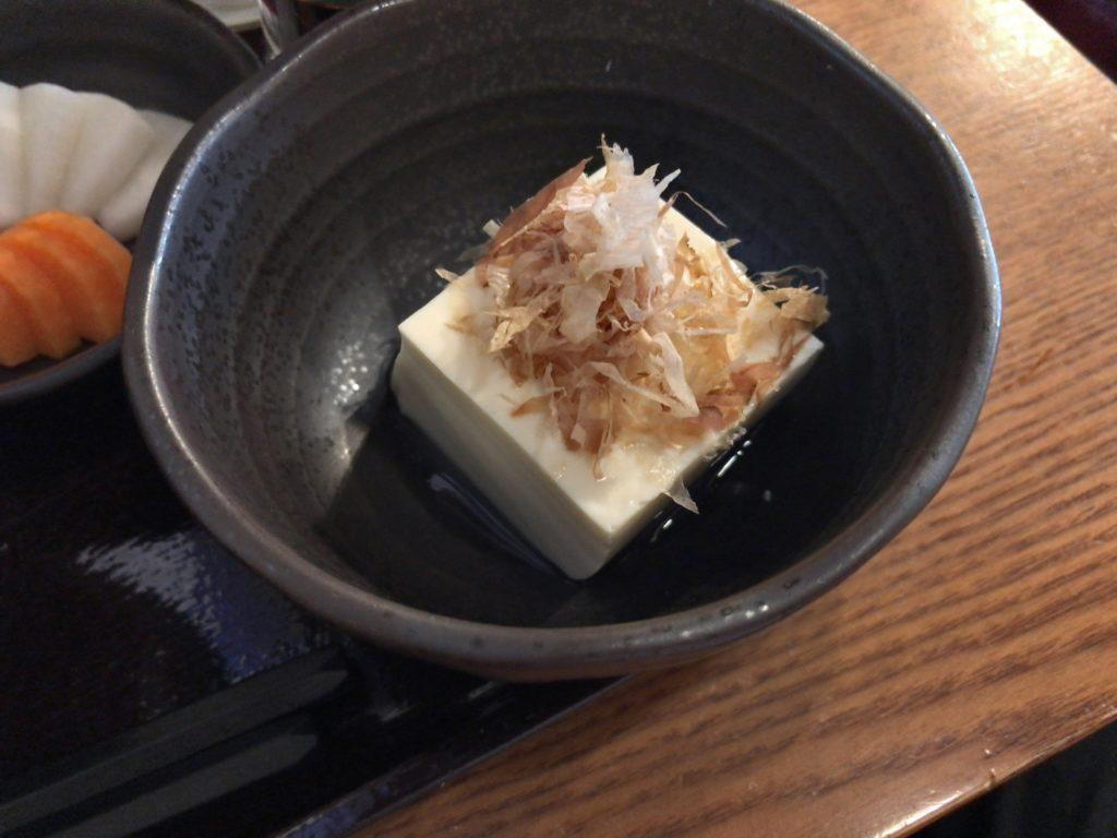 ここのつの豆腐
