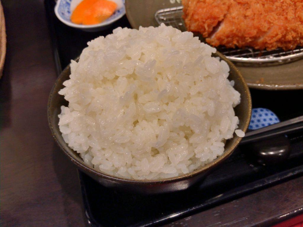 瓢(ひさご)の白米