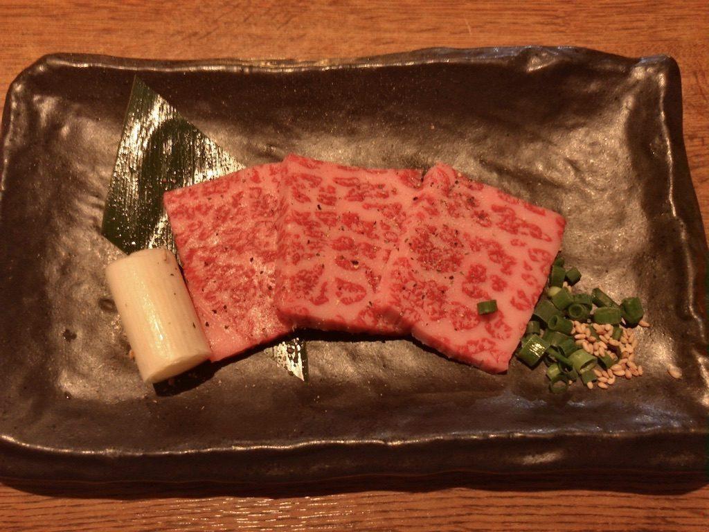 山形牛 リブロース(ハーフ)1,500円