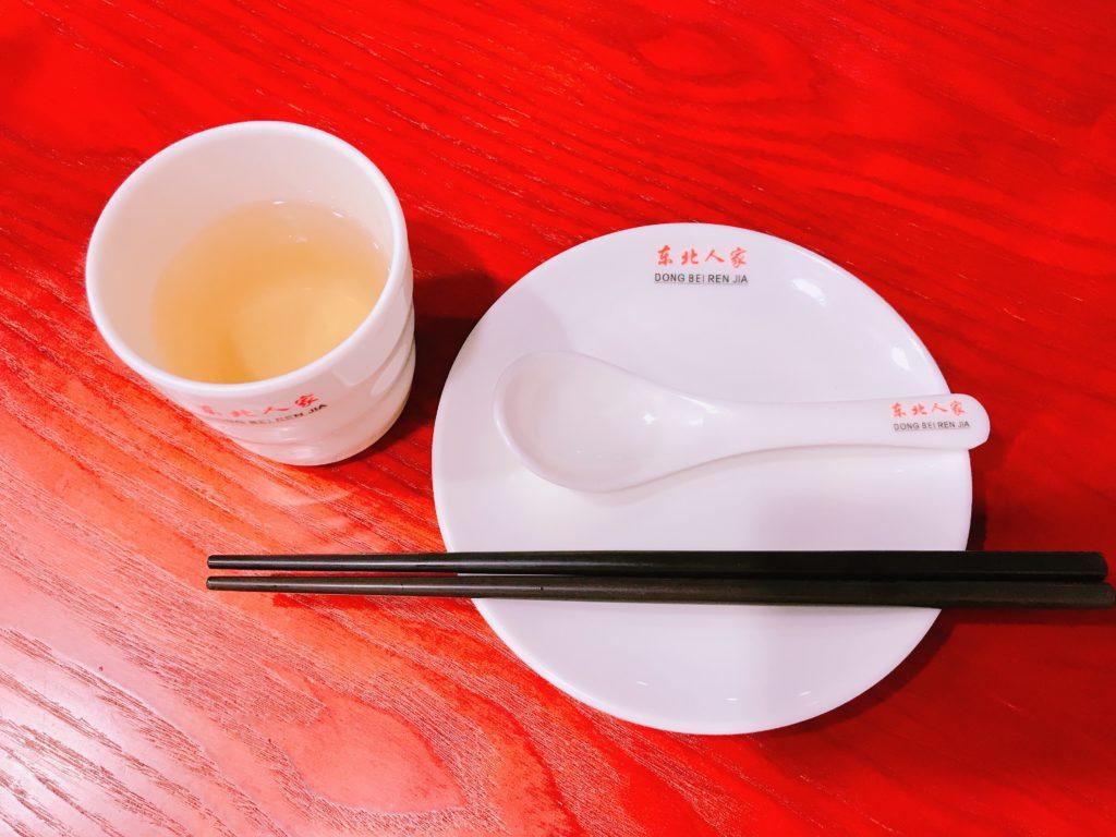 中国茶 -jasmine tea pod(160円)