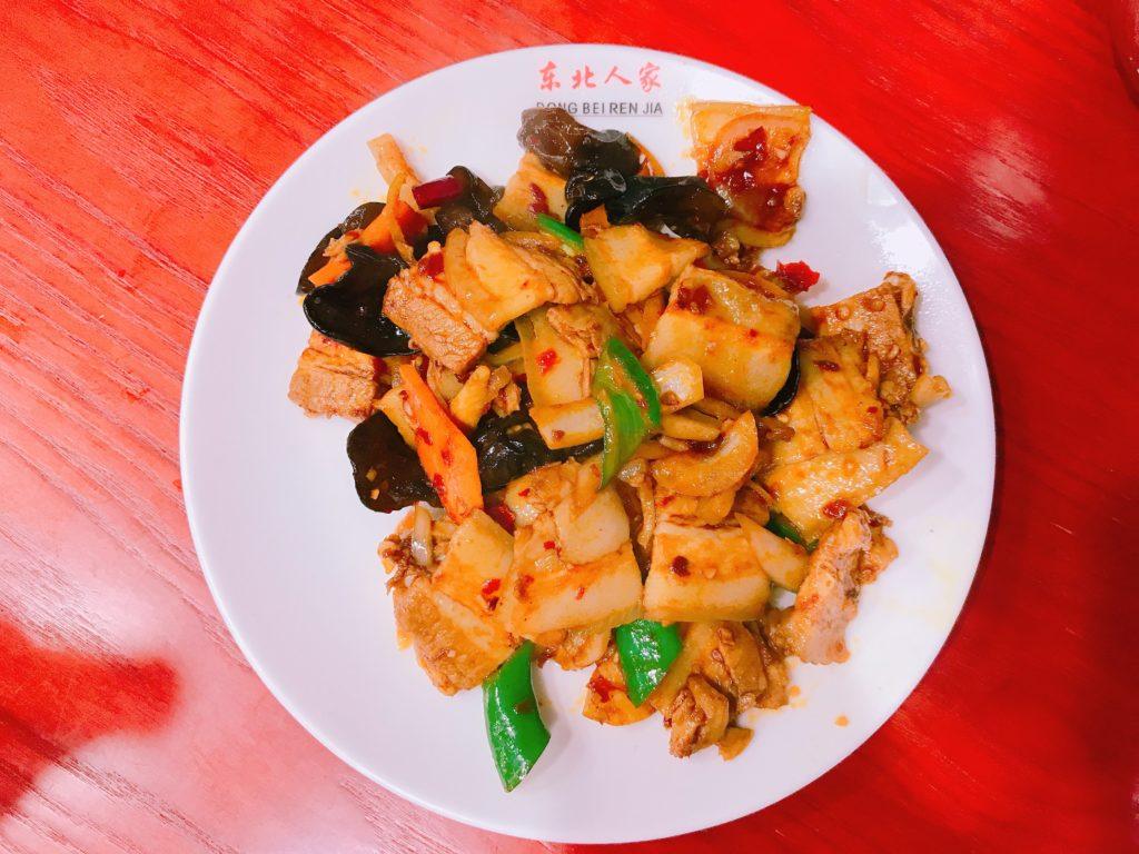 回鍋肉(960円)