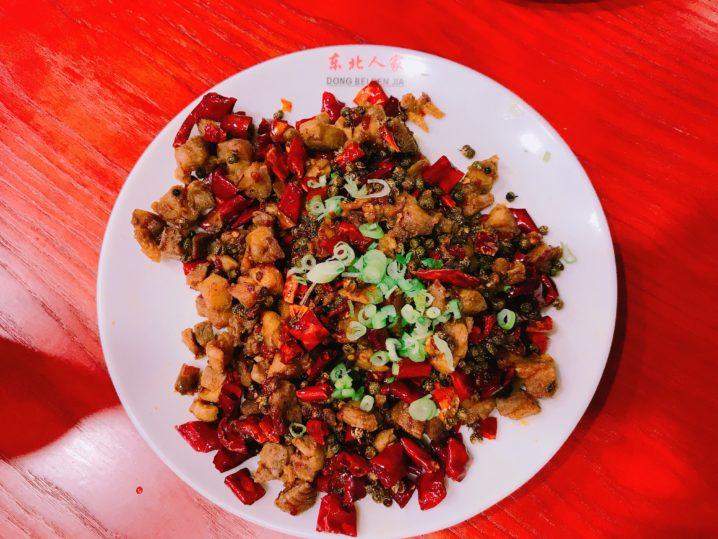 【シンガポール】地元で人気のオススメ中華レストラン东北人家が安くてうまい!