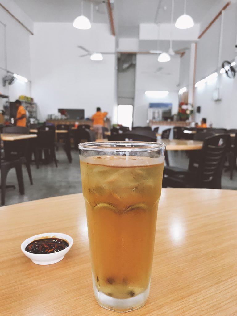 restoran yang shenのPork Rib肉骨茶(パクテー)350円
