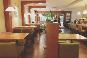 ジョホールバルのカフェmy liberica coffeeはテラス席喫煙可