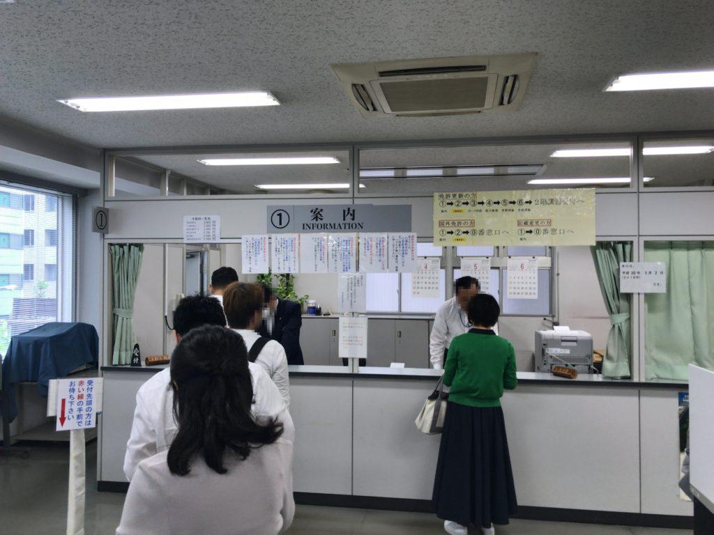 東京都内で国際免許の申請ができるのは8か所!
