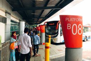 ジョホールバルからマラッカへのバス乗り場・チケットの購入方法を徹底解説