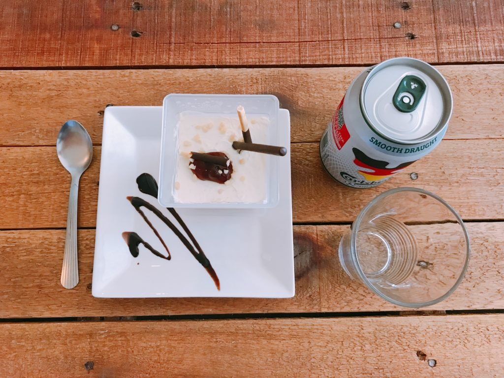 マラッカの穴場カフェOla Lavenderia cafeでいただいたメニュー