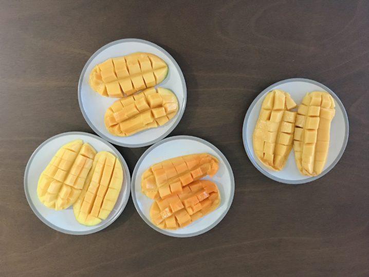 美味しいマンゴーの見分け方!食べごろサインはコレ!