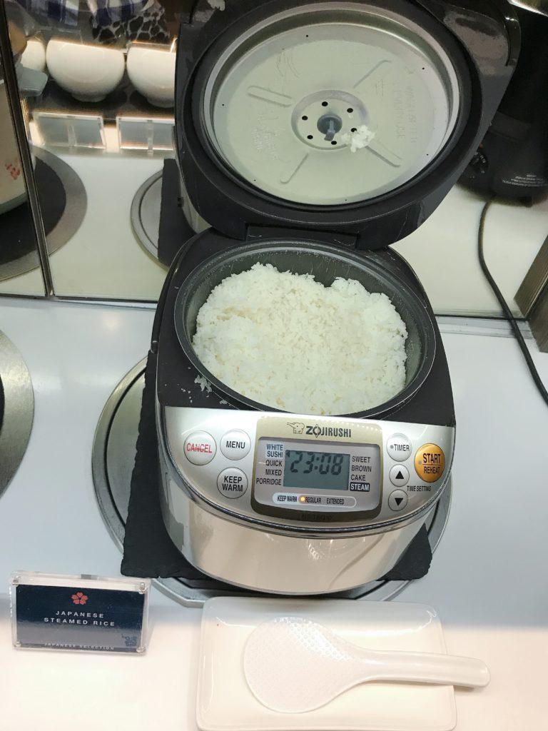 dnataラウンジの食事・ドリンクメニュー