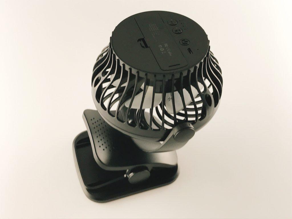 【小型扇風機に求められるポイント③】卓上式 or クリップ式