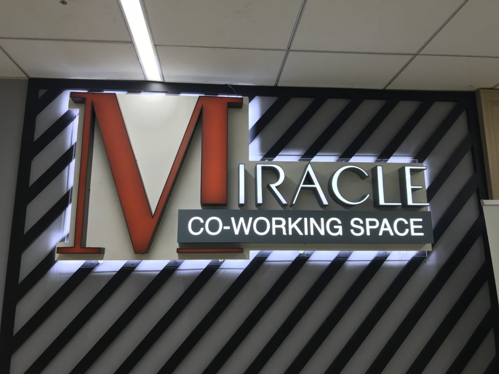Miracle Coworkingの情報
