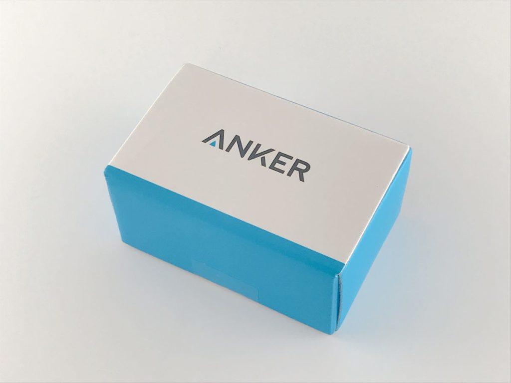 ⑥ Amazonモバイルバッテリー部門でTOP3を独占するAnker製品なので安心!