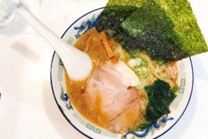 【北千住】北海道らーめん みそ熊の旭川醤油ラーメン(650円)